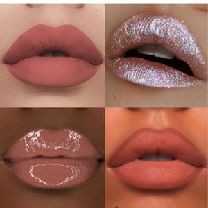 LIME CRIME Best of Lip Nudes 4pc Set**NEW IN BOX!!